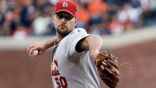 Adam Wainwright Cardinals
