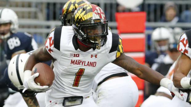 Maryland WR Stefon Diggs