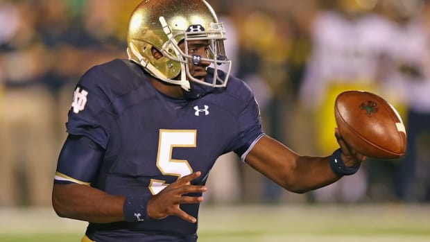 The key for Everett Golson, Notre Dame to challenge Florida State (image)