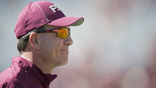 Florida State signs Jimbo Fisher to eight-year extension IMAGE