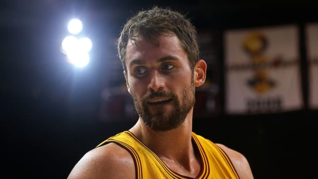cleveland cavaliers kevin love trade petition