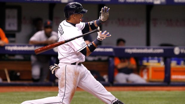 Yunel Escobar could be an Athletic