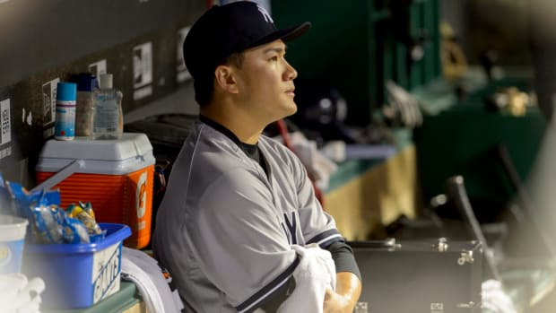 yankees masahiro tanaka statement elbow injury ucl