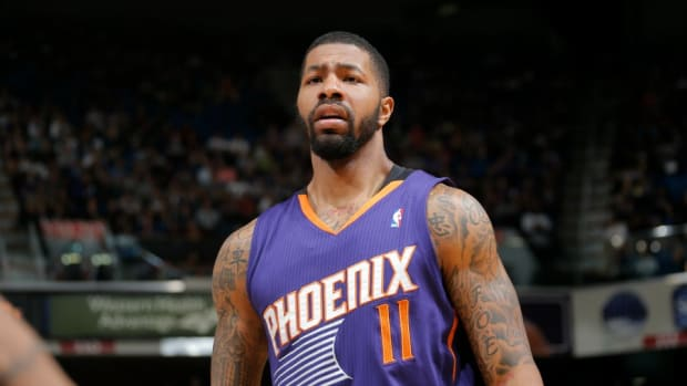 Markieff Morris lost his pet bulldog
