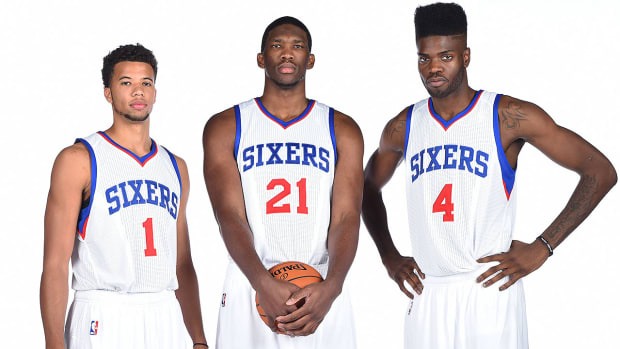 Scott O'Neil: Irresponsible to say 76ers were tanking - Image