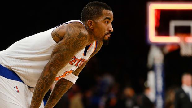 J.R. Smith Knicks nightmare