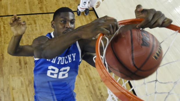 Kentucky F Alex Poythress