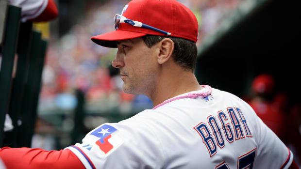 Tim Bogar frontrunner for Rangers' job