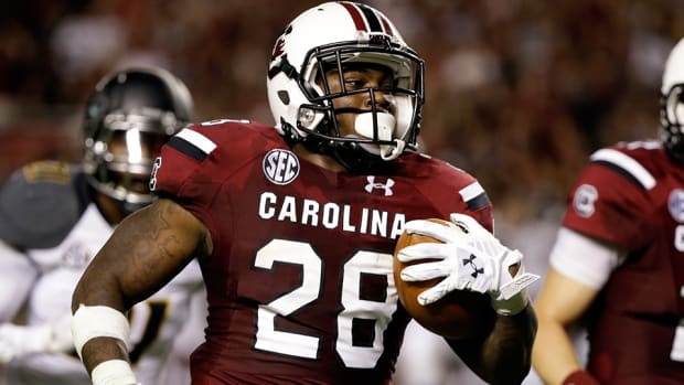 Mike Davis South Carolina RB