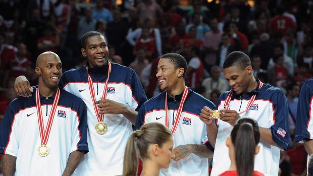 USA Men's National Basketball Team