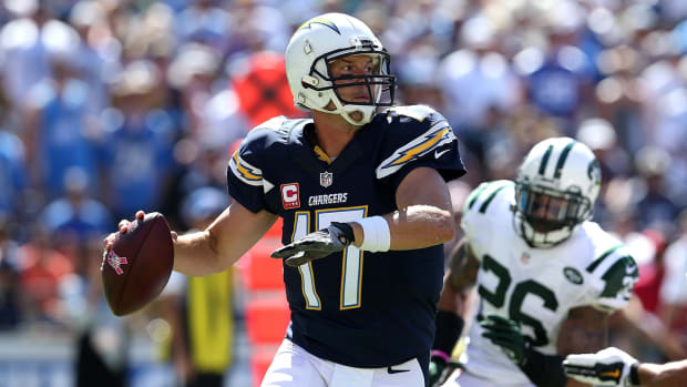 Are San Diego Chargers best 4-1 team?