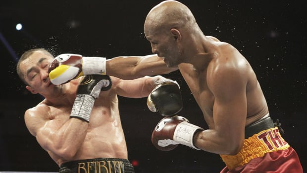 Why boxing would embrace a nearly 50-year-old undisputed champion - Image
