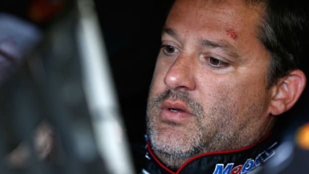 Tony Stewart will not race at Bristol