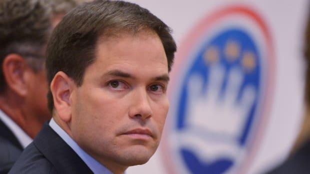 Senator Marco Rubio name change