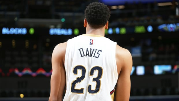 Why Anthony Davis will be a top-five player in the NBA - Image