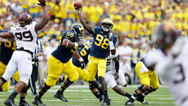 Michigan names Devin Gardner starter against Rutgers