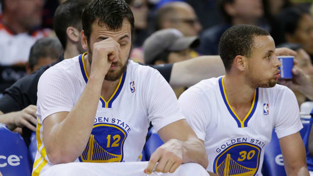The Warriors need a healthy Bogut to make a championship run - image