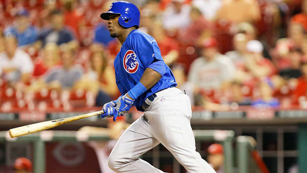 Jorge Soler Chicago Cubs debut