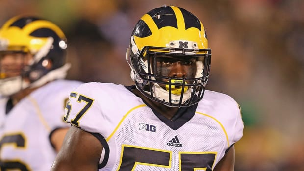 michigan frank clark domestic violence charges