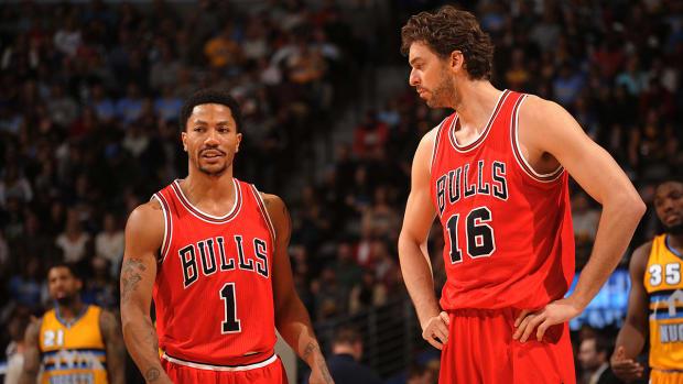 NBA Power Rankings: Bulls IMG