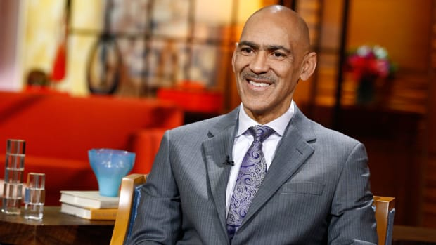 tony dungy praises michael sam preseason performance