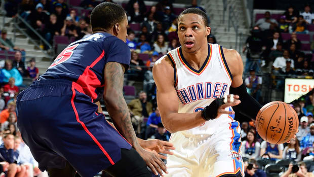 Russell Westbrook Thunder Pistons 960