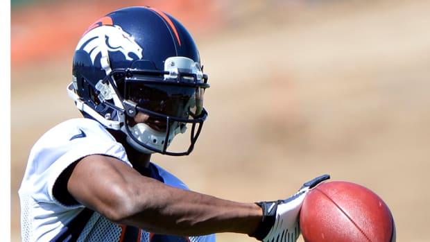Emmanuel Sanders, Broncos