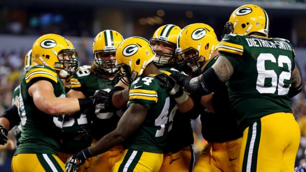 Packers players get massages instead of practice on friday