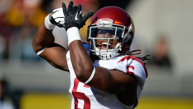USC DB Josh Shaw reinstated, could play against UCLA IMAGE