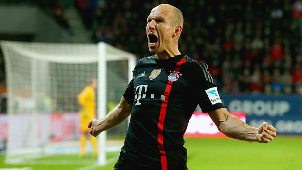 Bayern Munich Augsburg AP recap
