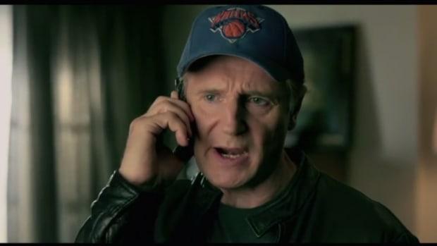 Liam Neeson calls John Wall in new Taken/NBA commercial