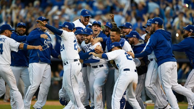The best moments of the Royals historic road to the World Series