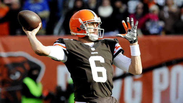 Will Brian Hoyer be starting for an NFL team next season? - Image