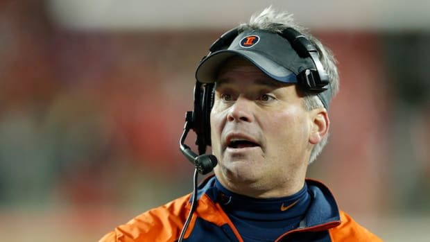 tim beckman illinois returning 2015
