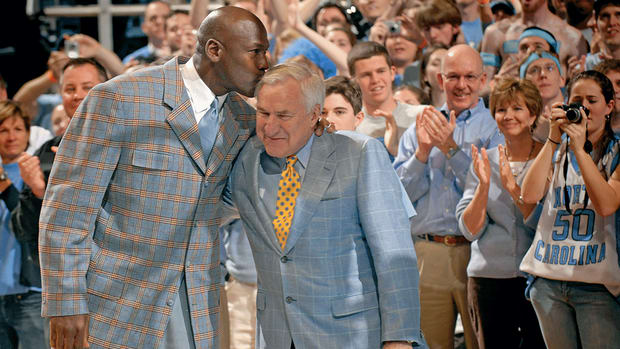 Jordan shoes from UNC sell for $33,000