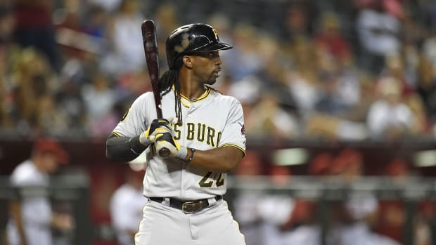 Andrew McCutchen outfielder Pittsburgh Pirates dl disabled list