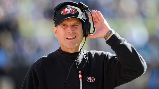 Report: Michigan offers Jim Harbaugh six-year, $48 million deal IMAGE