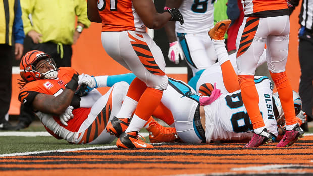 Who is the dirtiest player in the NFL?