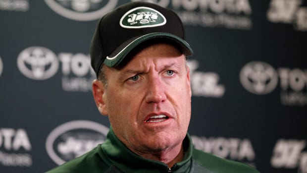 Rex Ryan New York Jets coach