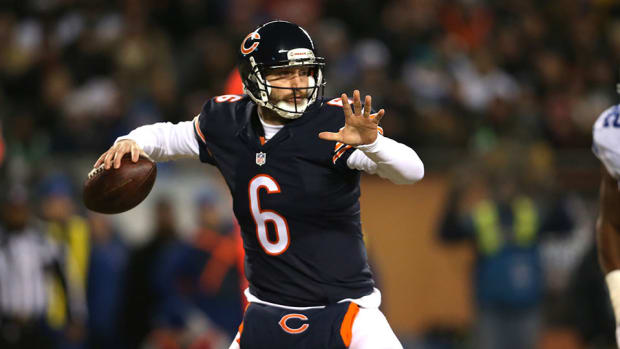 jay cutler trade market titans interest