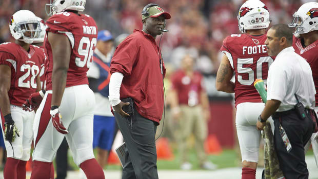 Report: 49ers request interviews with Cardinals DC Bowles, Seahawks DC Quinn IMAGE