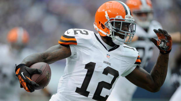 Browns Josh Gordon return