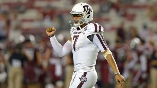 kenny hill texas am aggies lamar watch