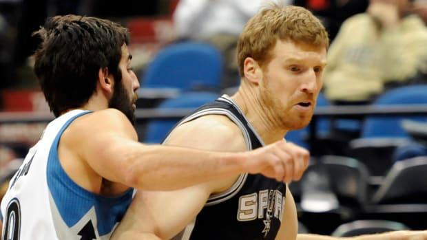 Matt Bonner, Spurs