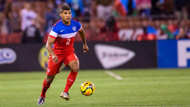 DeAndre Yedlin U.S. Soccer