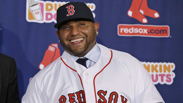pablo sandoval red sox deal challenge