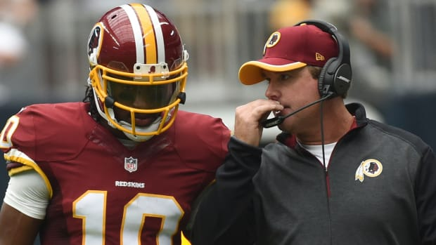 What's next for RGIII? IMG