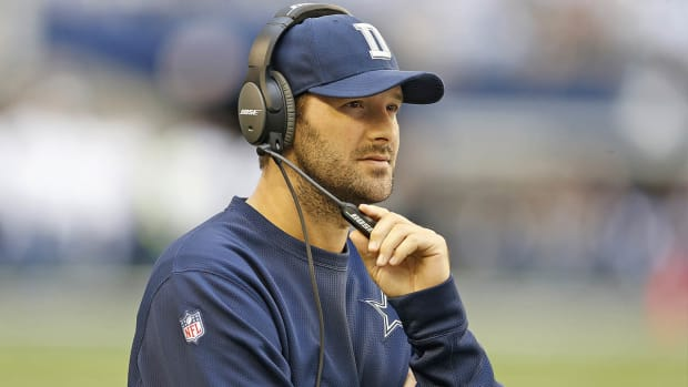 Why Cowboys need Tony Romo to play in London - Image