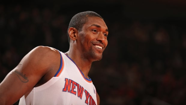 Metta World Peace handed out his NBA superlatives