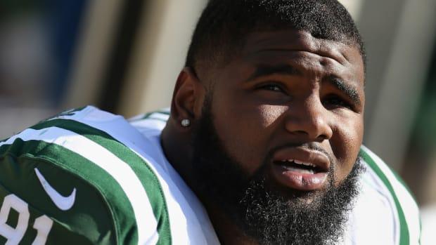 Jets Sheldon Richardson fined